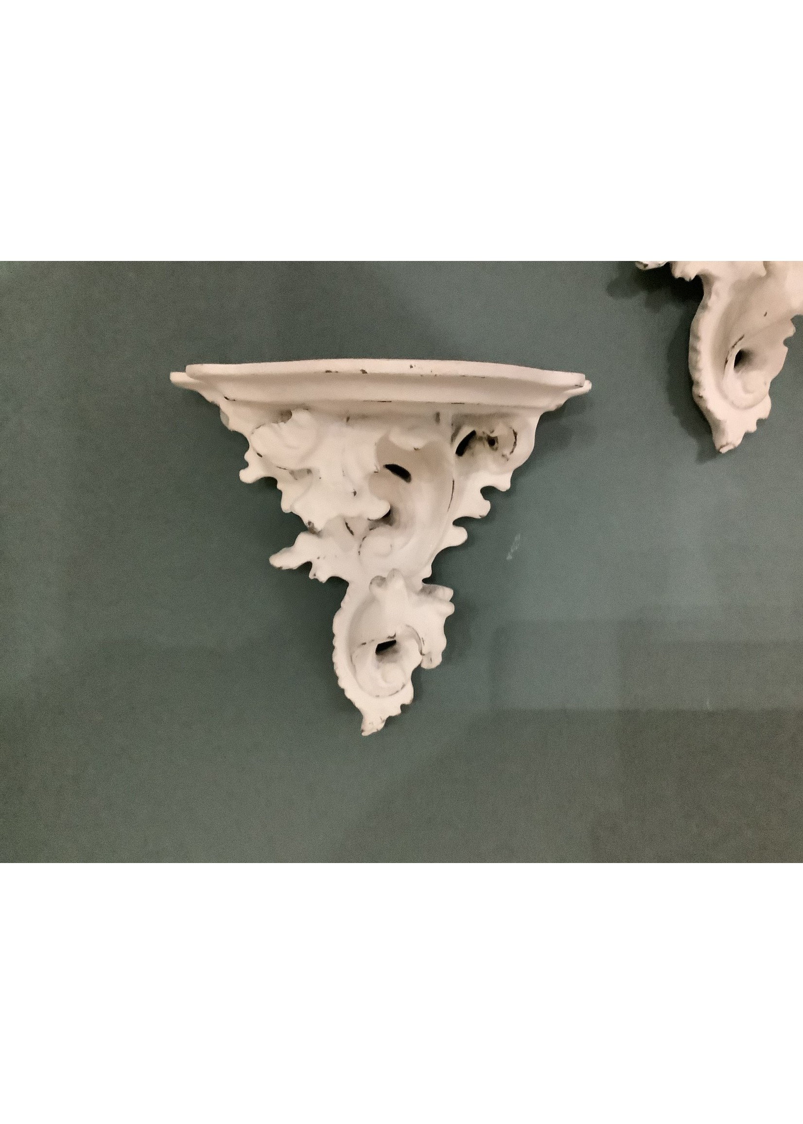 Small wall sconce 12cm tall x 14cm wide
