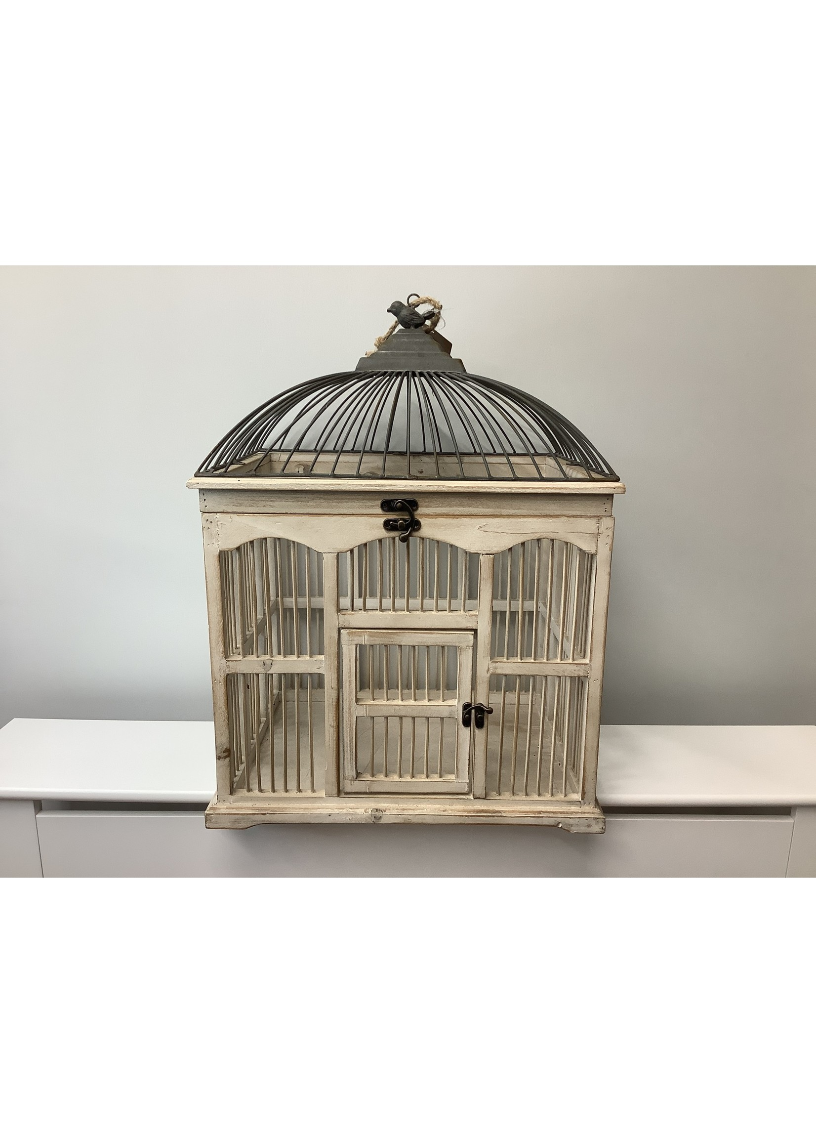 Bird Cage 50cm tall x 40cm wide