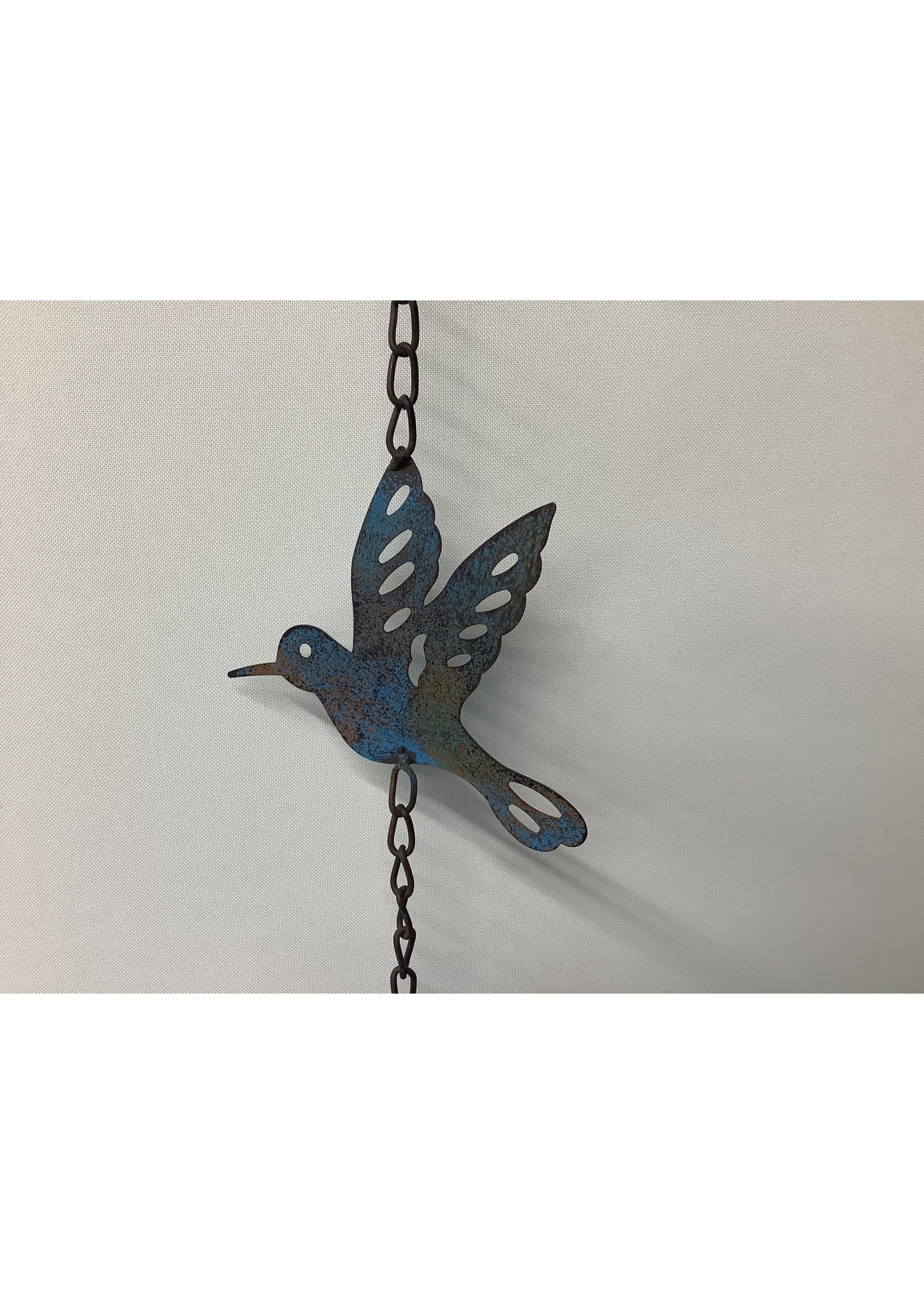 Bird Chain Metal 100cm long