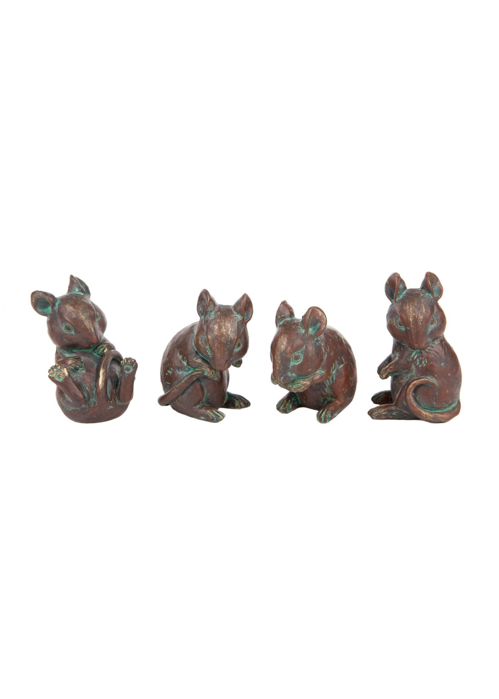 Mice set of 4