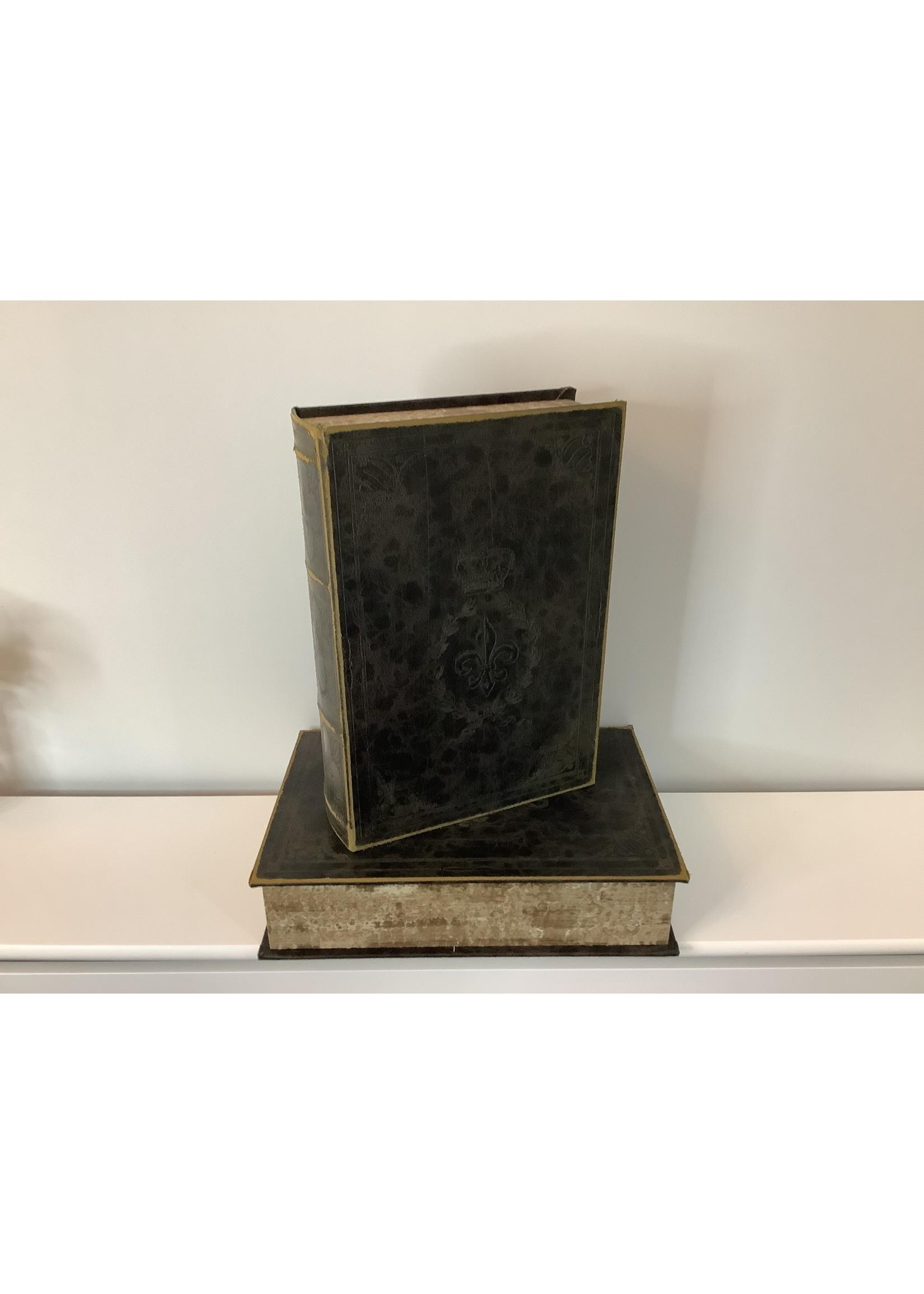 Old Book display box 21x30cm