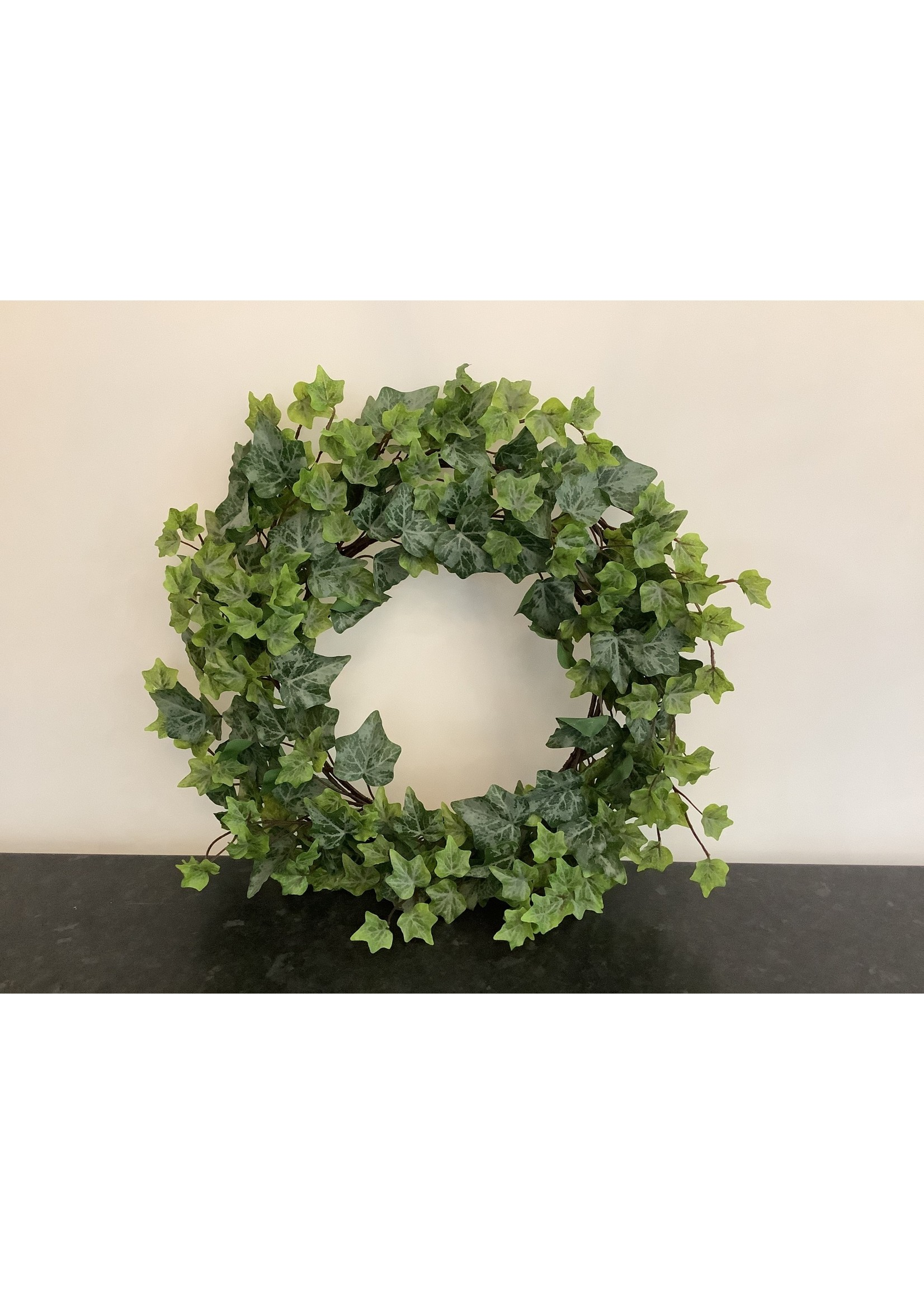 Ivy Wreath 40cm