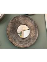 Mirror metal effect silver 50cm