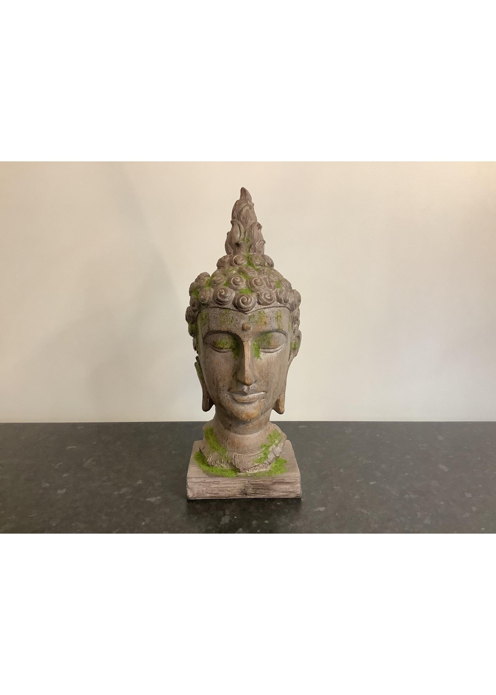 Buddha head  42cm tall