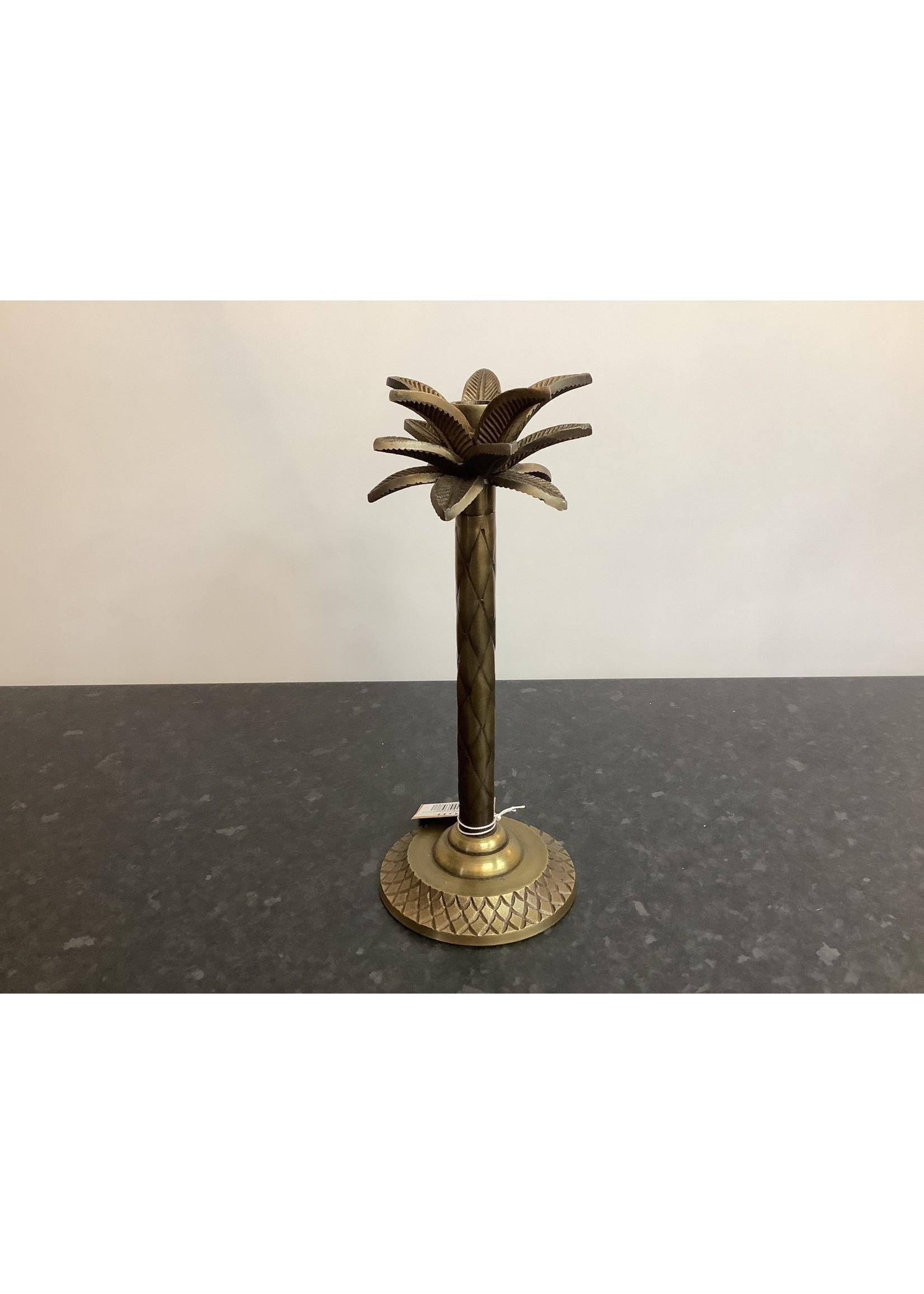 Medium Palm Tree candle stick 30cm