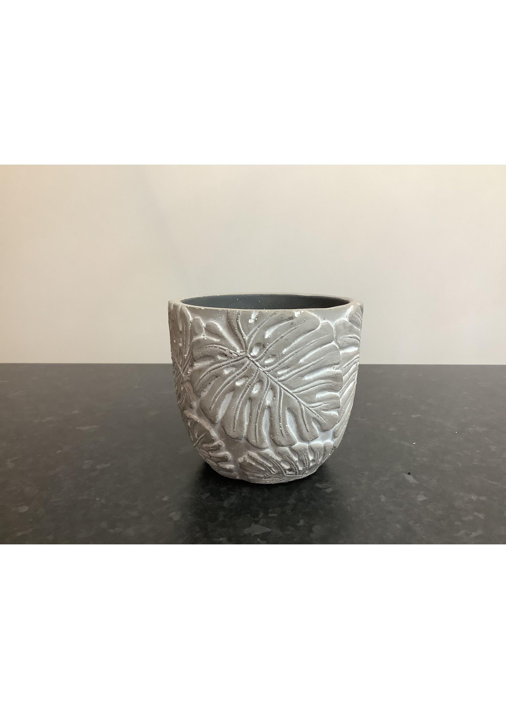 Ceramic pot 14x14cm
