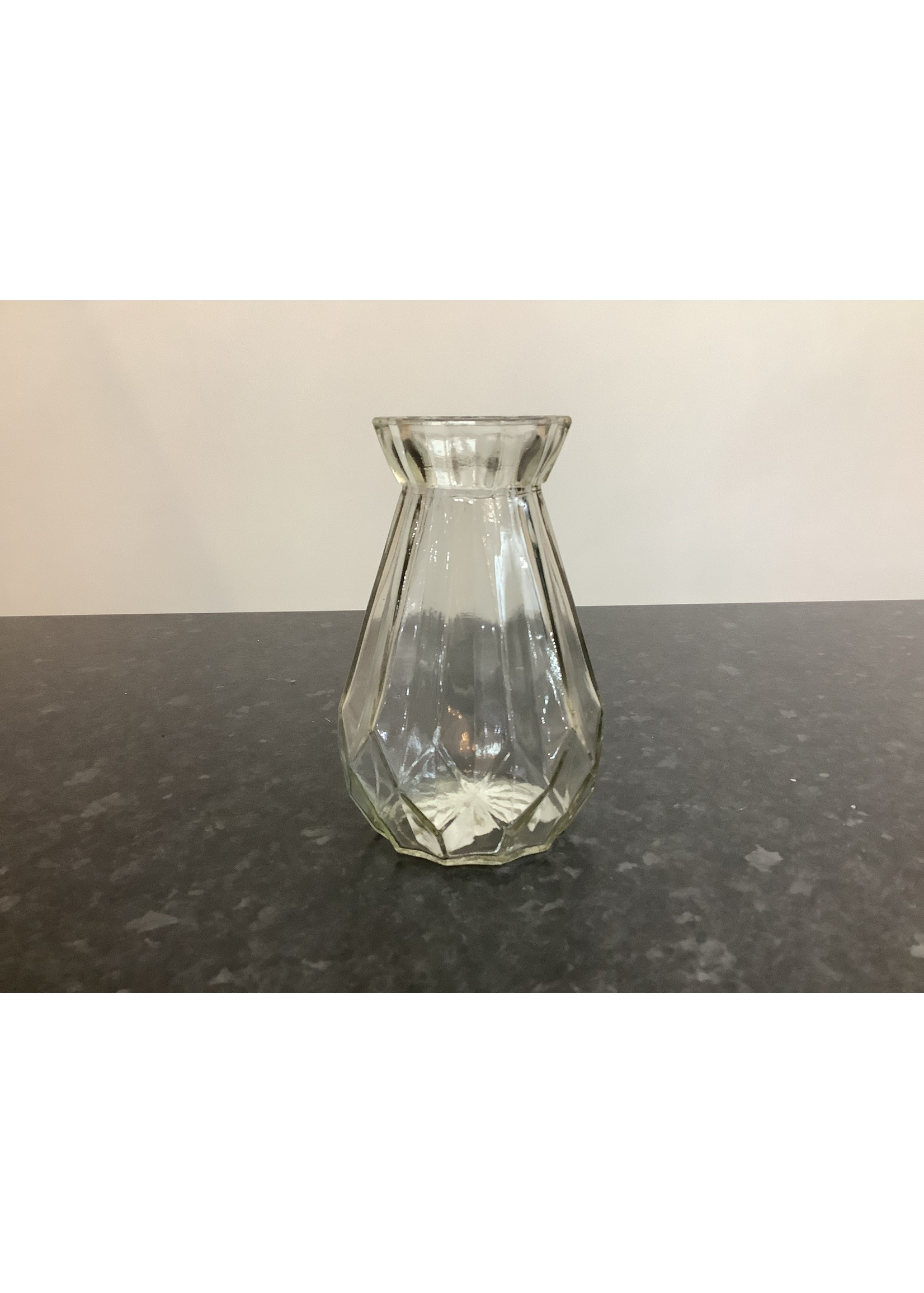 Glass Vase 15cm