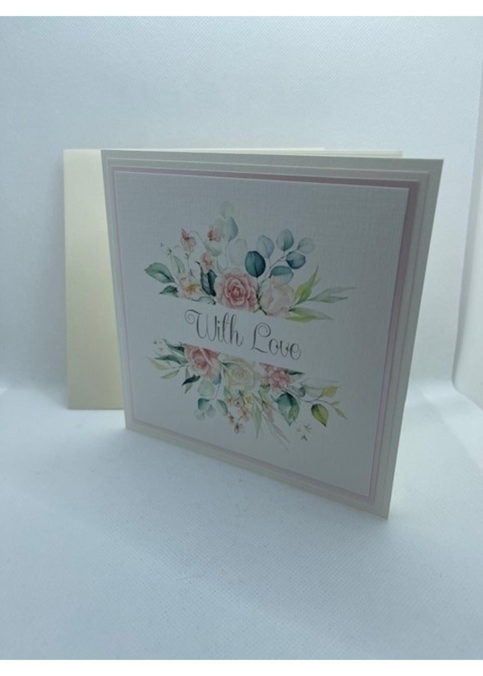 Luxury Hand made Greeting card