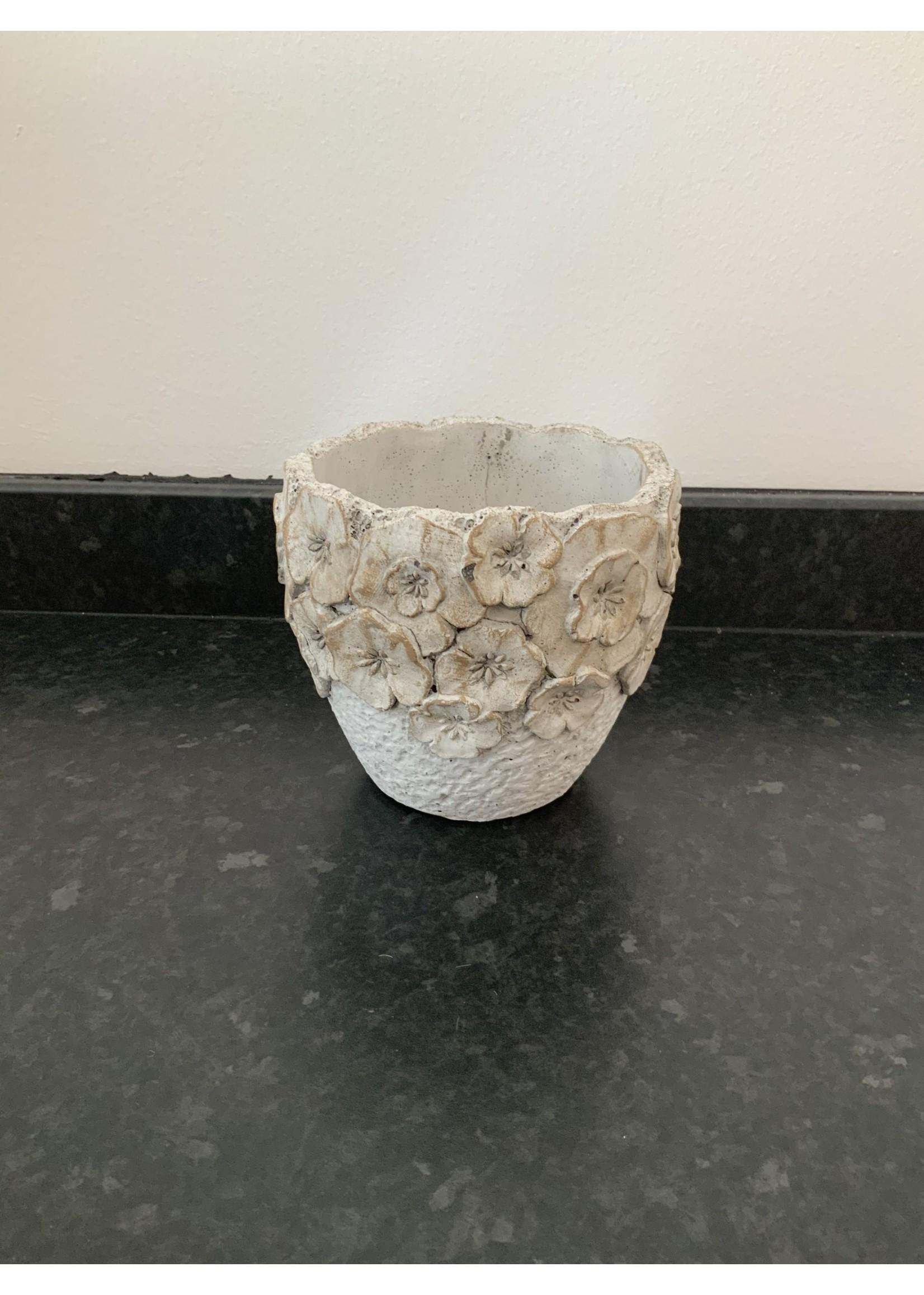 19cm flower pot