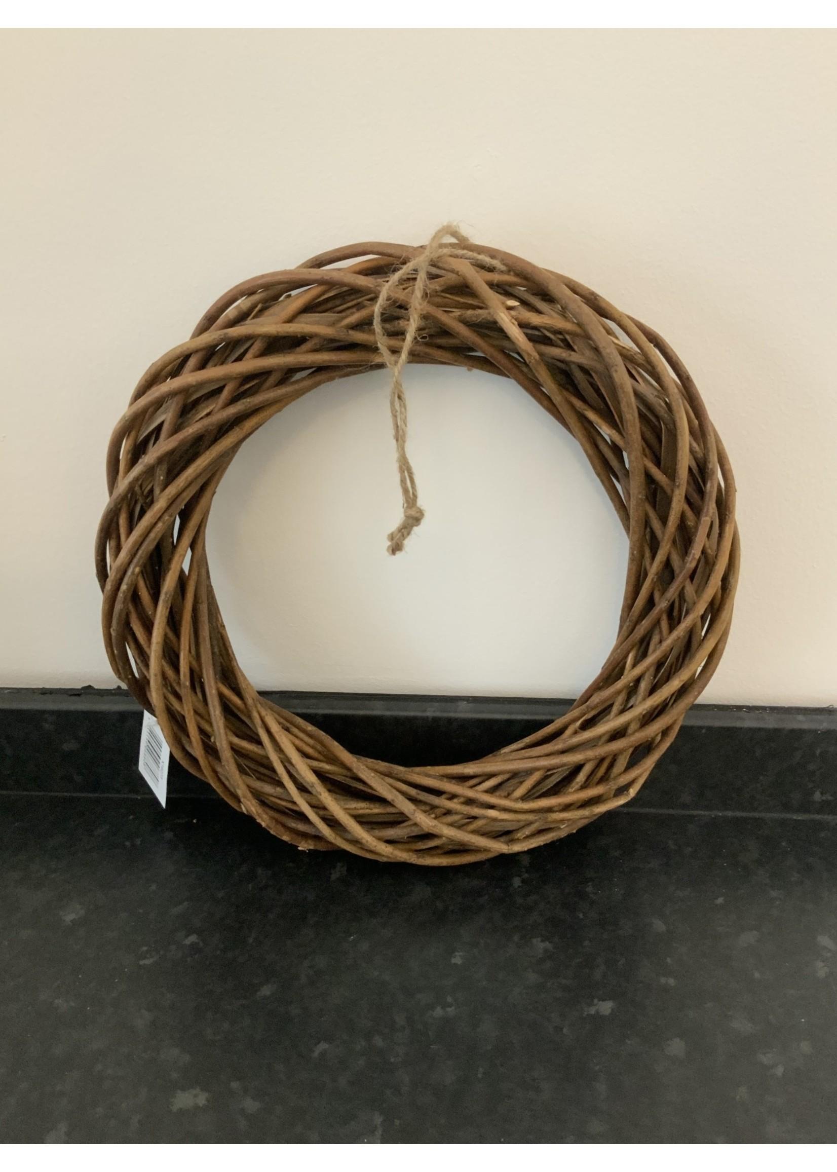 35cm Willow ring