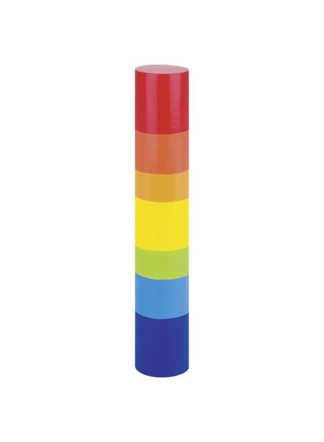 Houten regenstaaf 26.5cm
