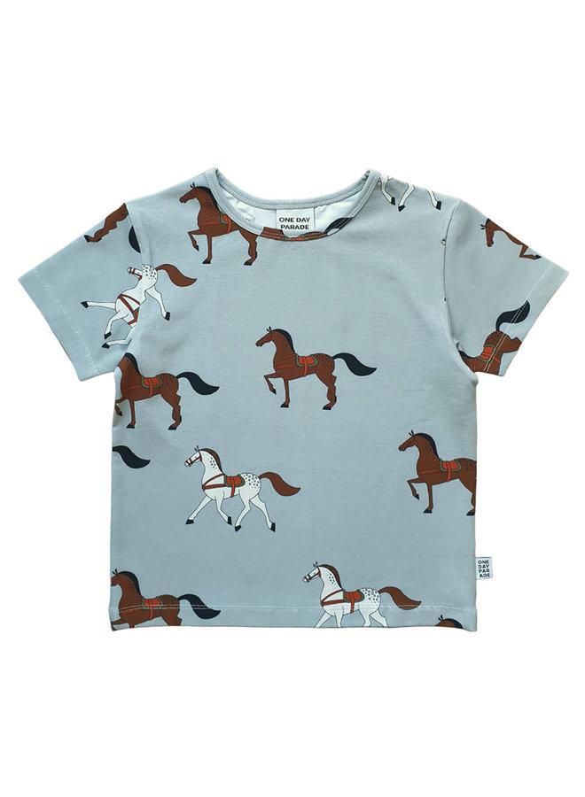 T-shirt horses
