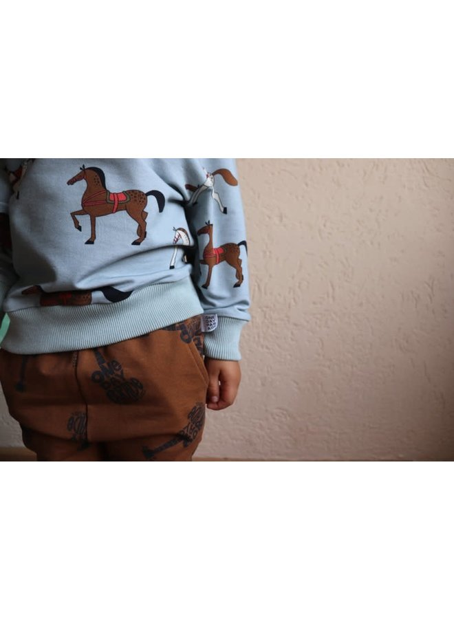 Sweater horses