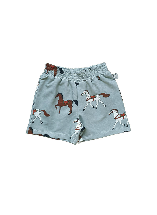Short horses