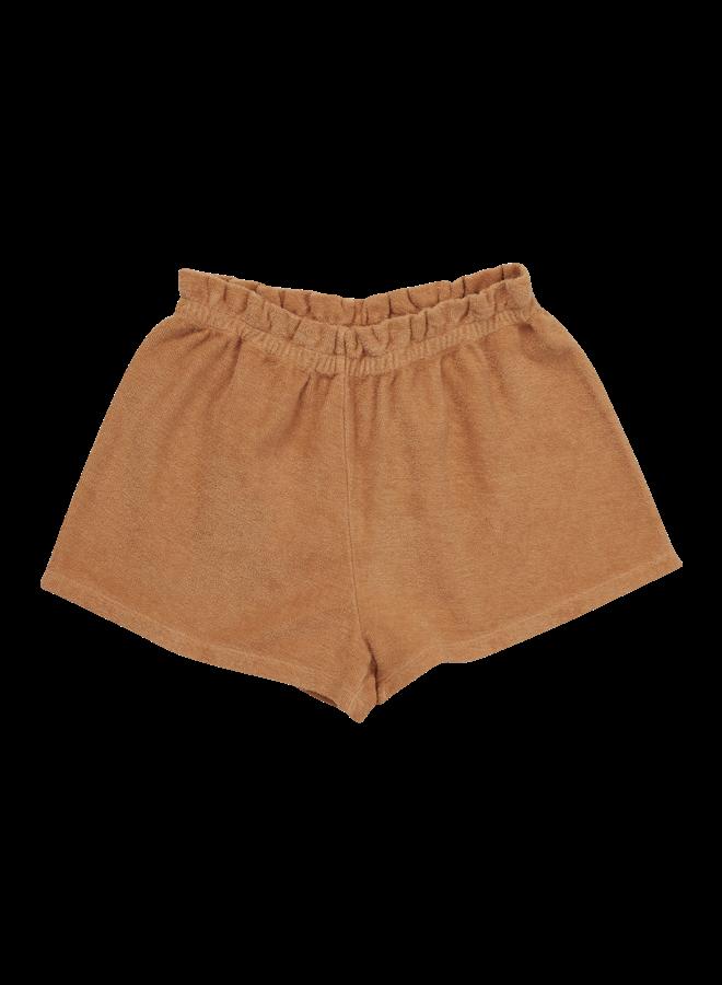 Terry shorts - Honey
