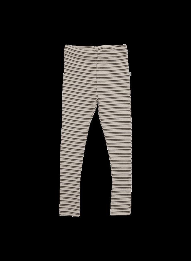 Legging - Stripes - Cinnamon