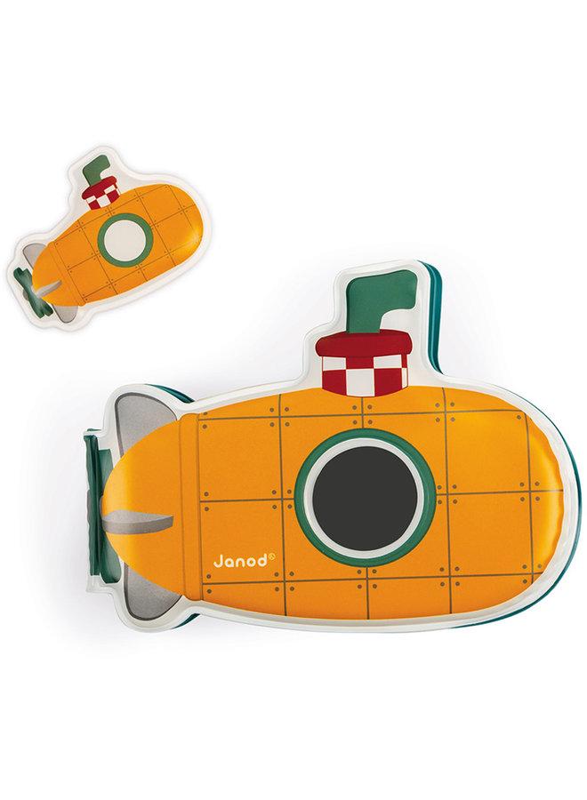 Badspeelgoed - Badboek duikboot