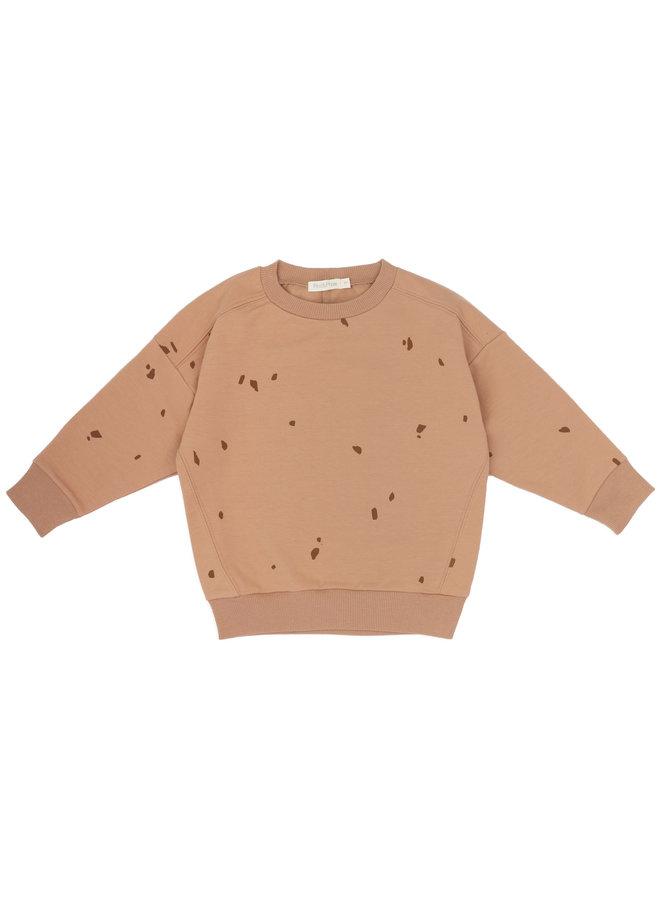 Oversized summer sweater stones