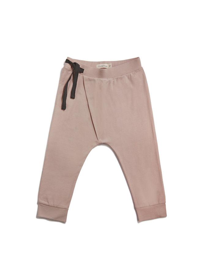 Harem pants vintage blush