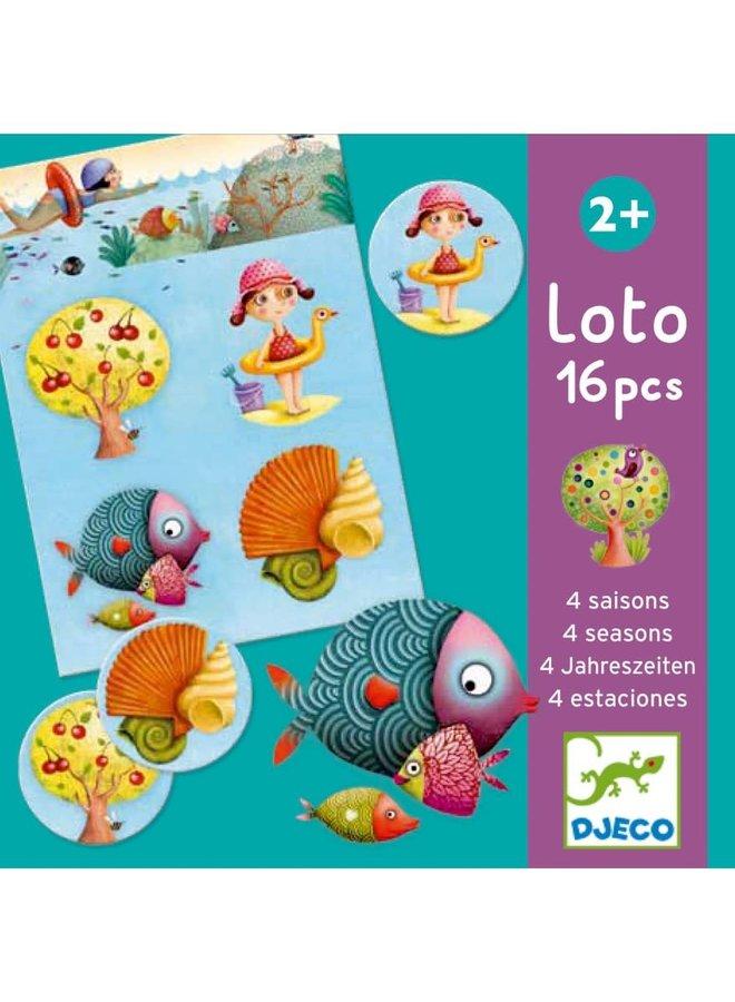 Lotto - 4 seizoenen