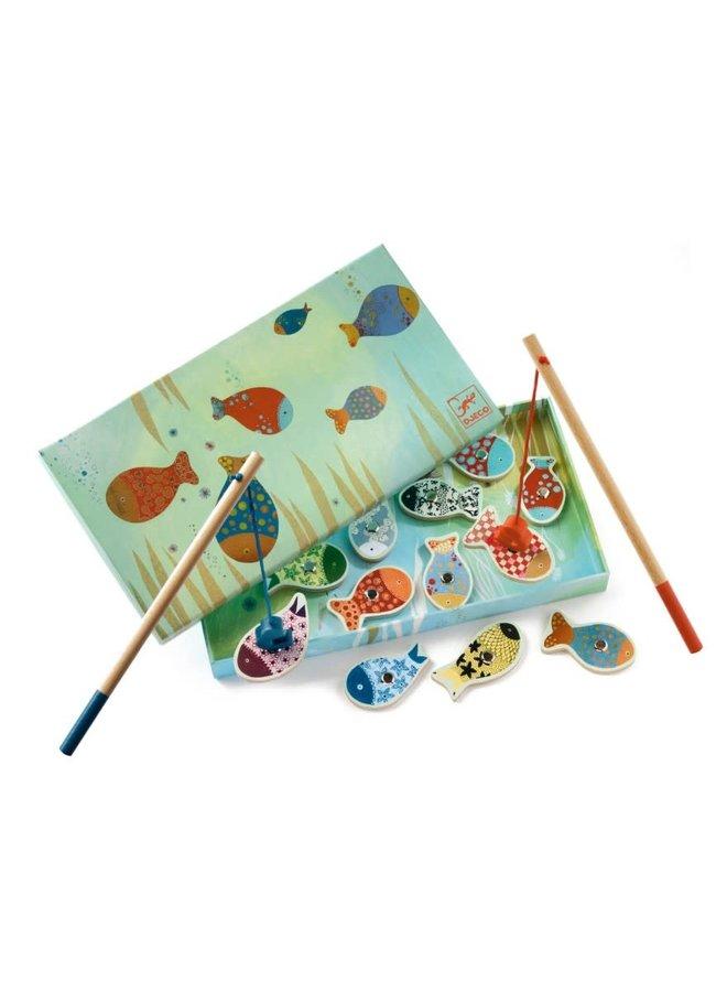 Magneetspel - Fishing dream