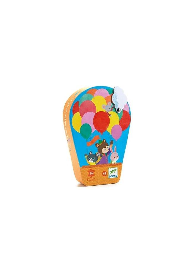 Puzzel - Luchtballon (3+)