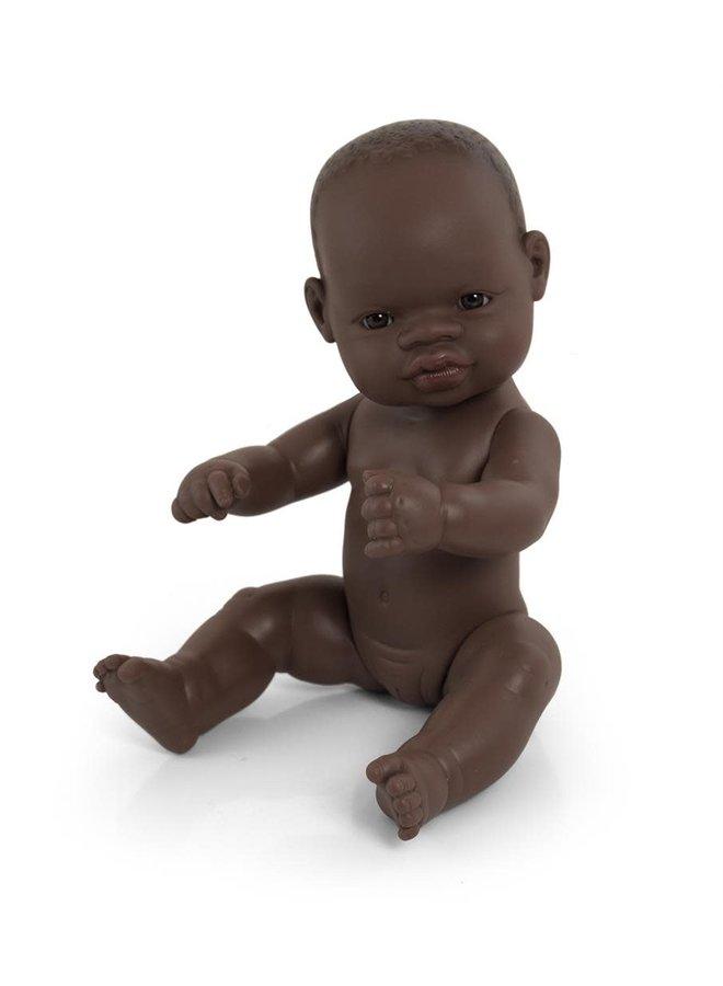 Baby Doll African Girl 32cm