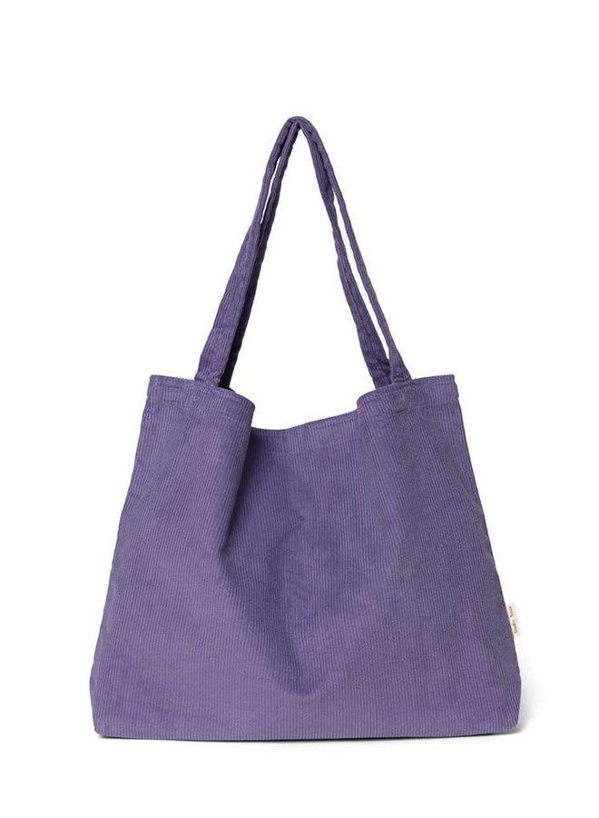 Purple rain mom-bag
