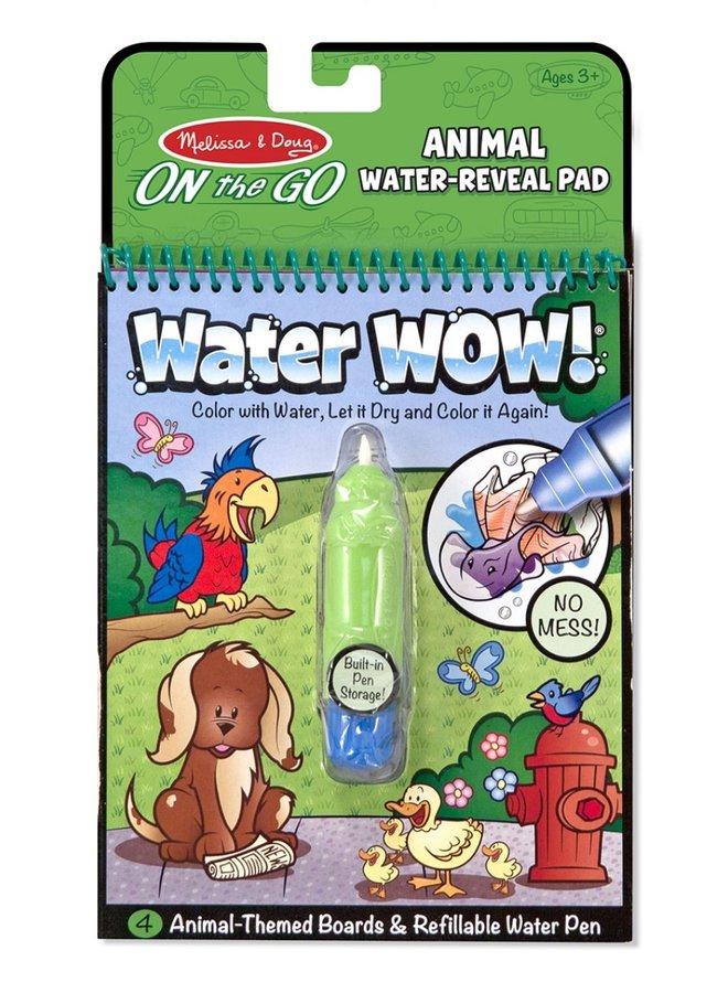 Water wow! - Dieren