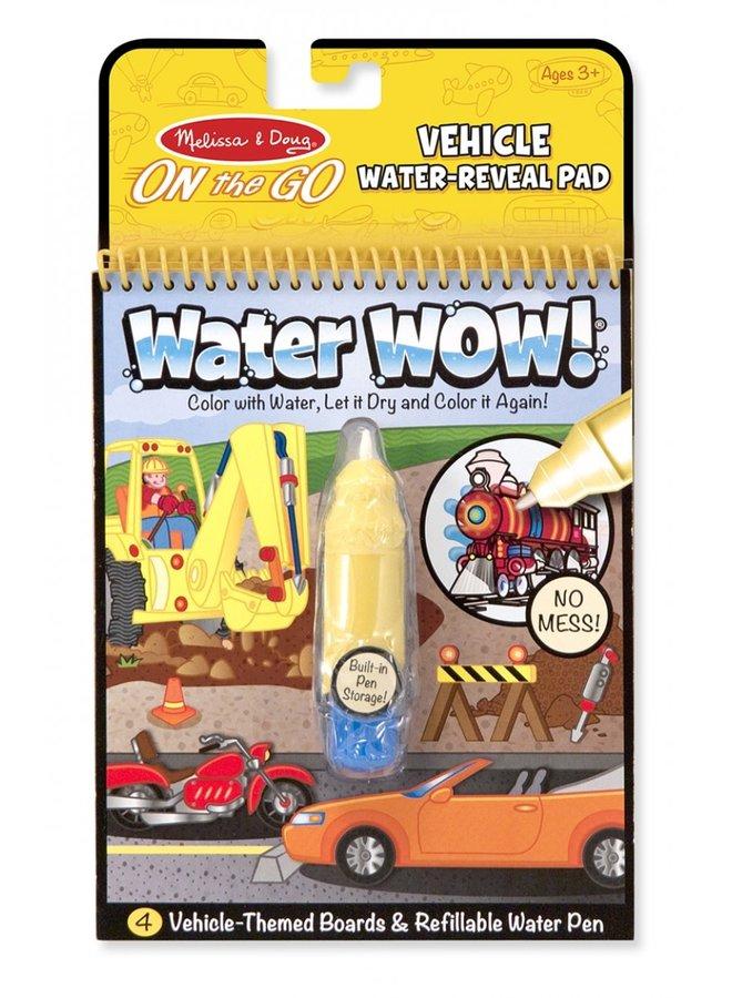 Water wow! - Voertuigen
