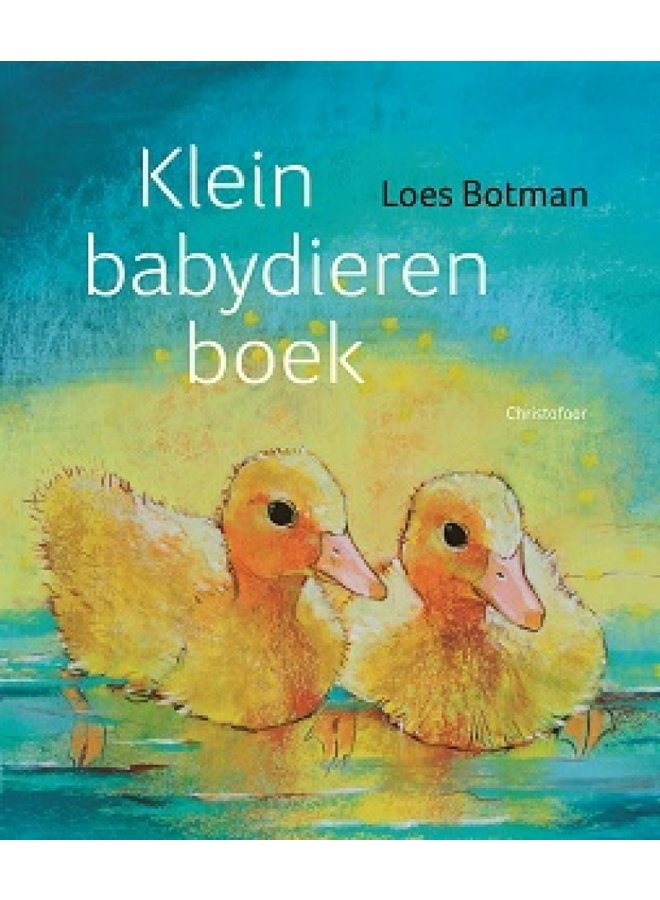 Klein babydierenboek
