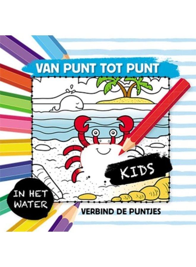 Van punt tot punt kids – In het water
