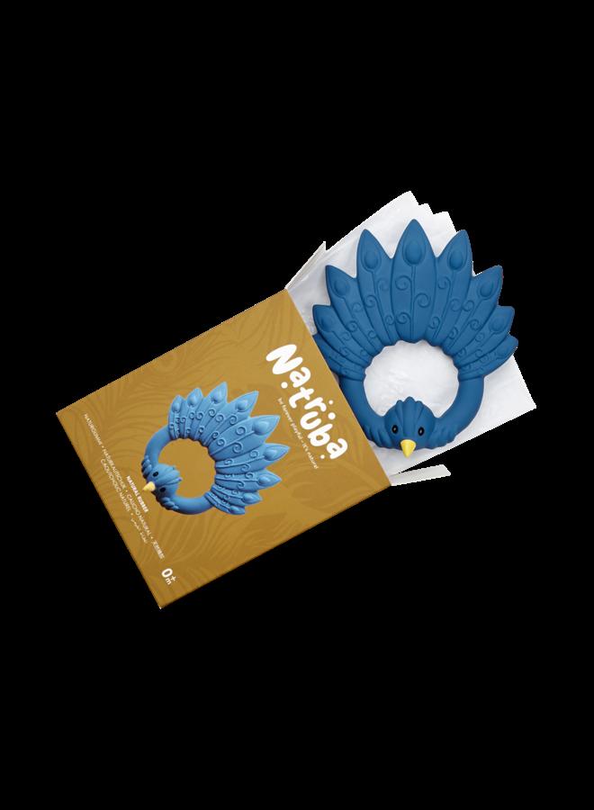 Bijtring Peacock blue