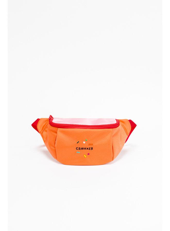 HOOPOE –  Pink orange fuchsia