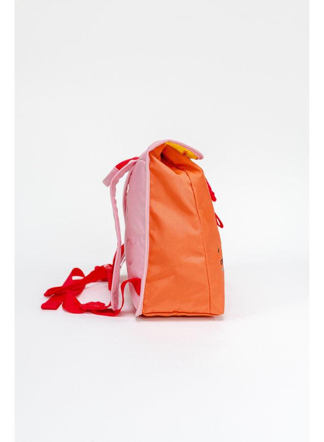 JAY –  Pink orange fuchsia