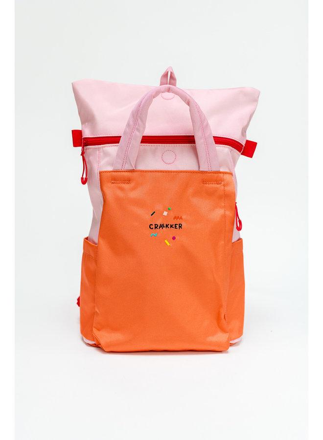 MAGPIE – Pink orange fuchsia