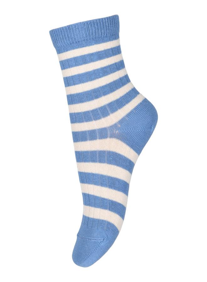 Eli socks - Captains Blue