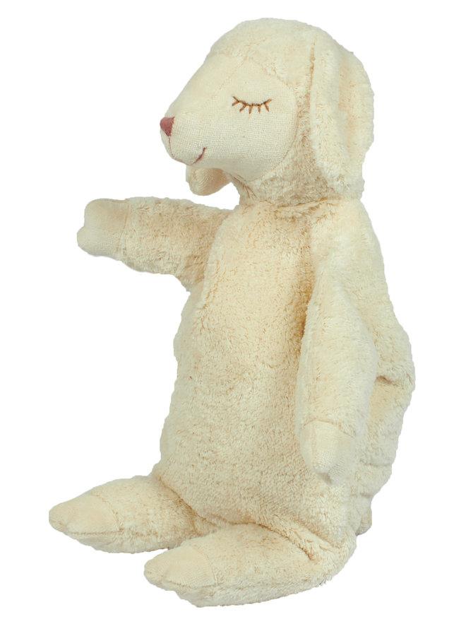 Cuddly animal Sheep large | white