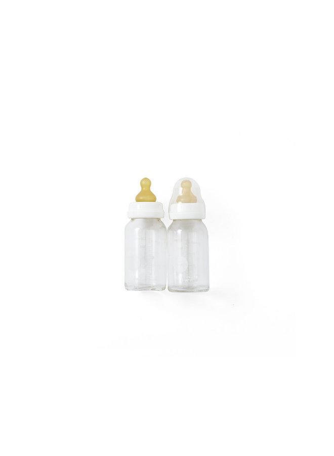 Glazen flessen - 120ml