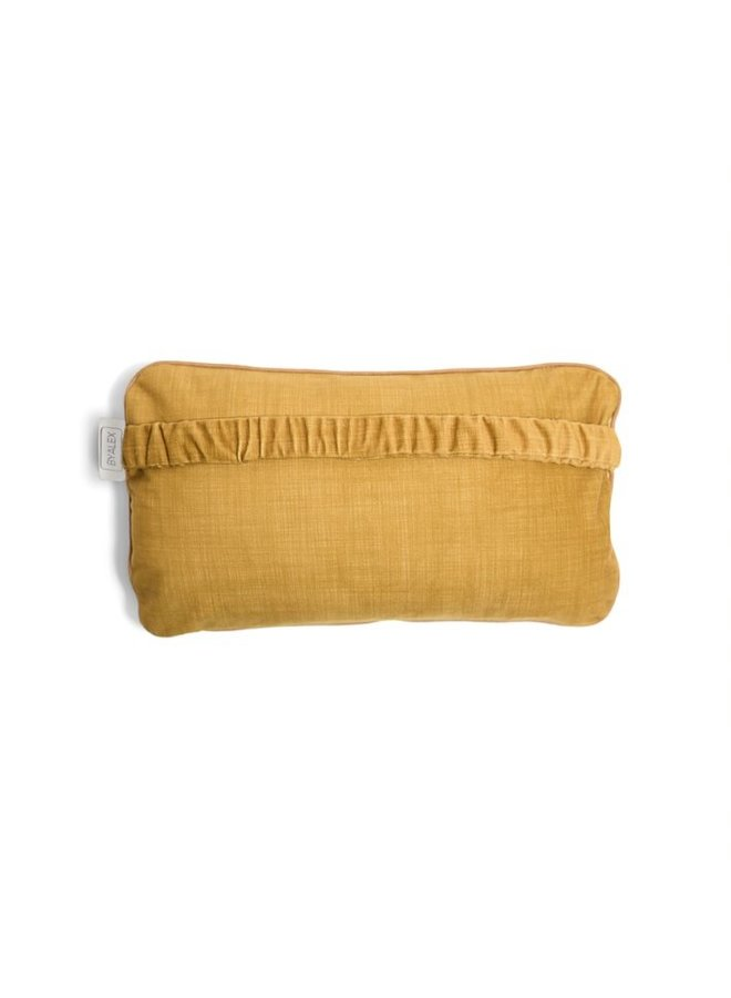 Pillow original - Ocher