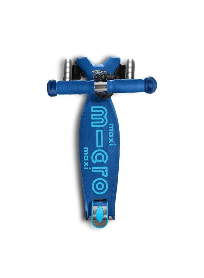 Maxi Micro step Deluxe - Marineblauw LED