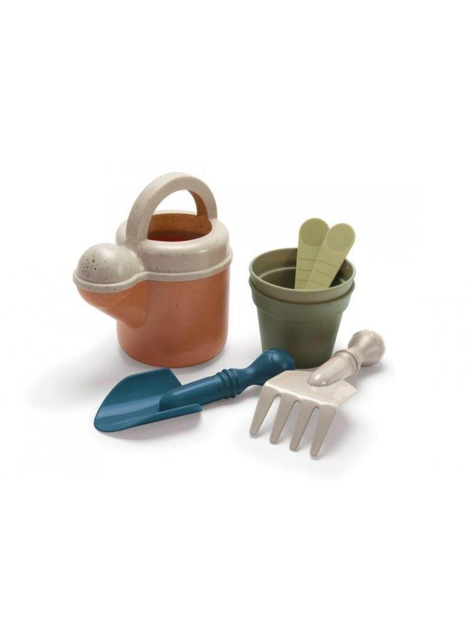 Tuinierset bioplastic (8-delig)
