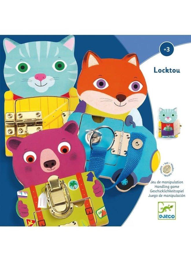 Locktou - Sluitingen