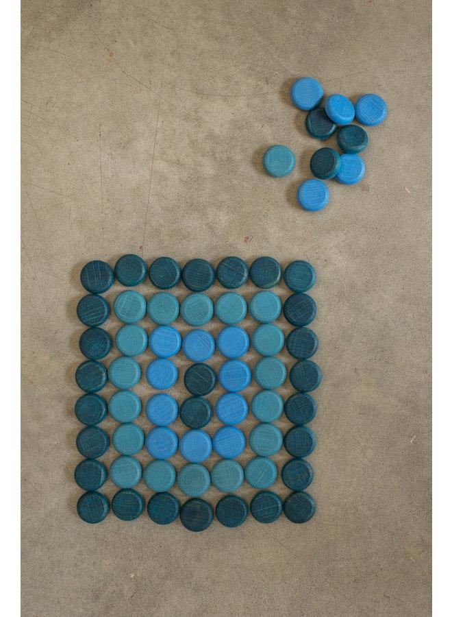 Mandala -  little coins (set van 36)