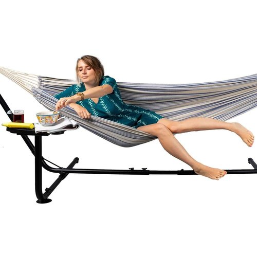 Vita5 Vita5 Hangmat met Frame, 2 Personen / 205kg