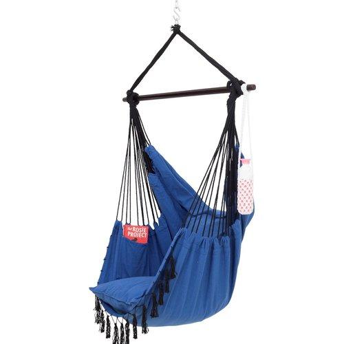 Vita5 Hangstoel met 2 kussens - Blauw