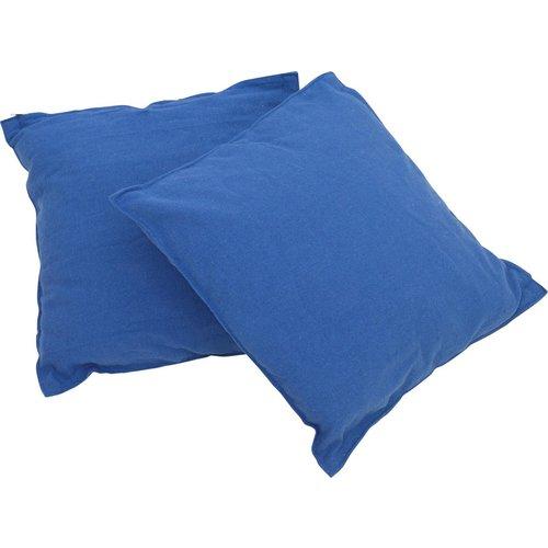 Vita5 Fauteuil suspendu avec 2 Coussins - Bleu