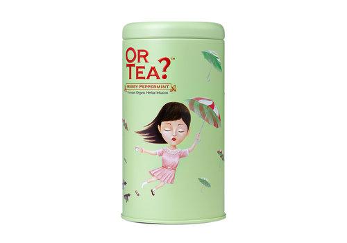 Or Tea? Merry Peppermint (75g) – theeblik BIO