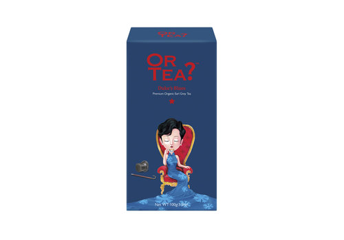 Or Tea? Duke's Blues (100g) – navulling BIO