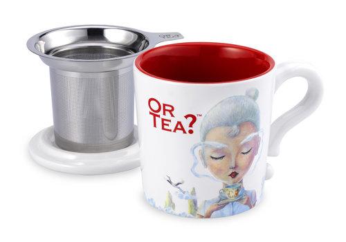 Or Tea? Long Life Brows Mug